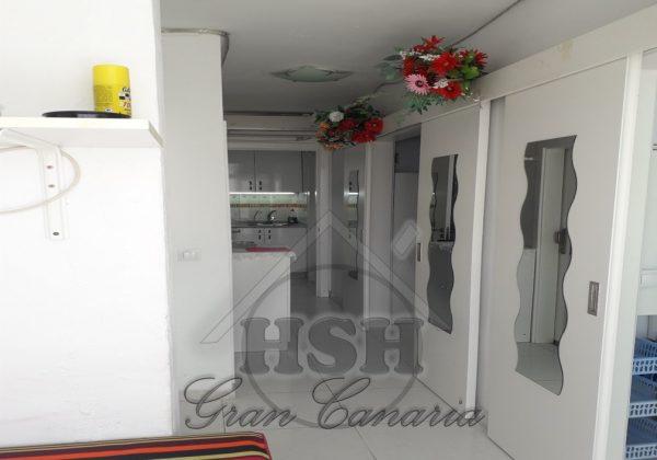Apartamento de 2 dormitorios para vacaciones en playa del Inglés, Gran Canaria