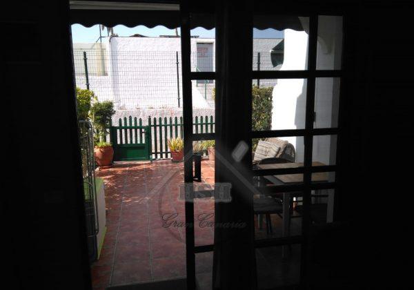 Alquiler de duplex pareado en Campo Internacional Maspalomas
