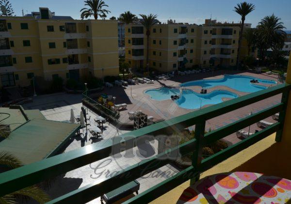 Apartamento en Alquiler con dos habitaciones en Playa del Ingles